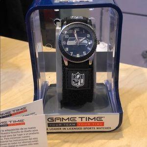 Seattle Seahawks Game Time wrist watch NIB